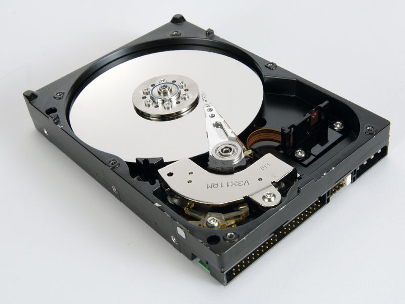 Securely Erase a Hard Drive