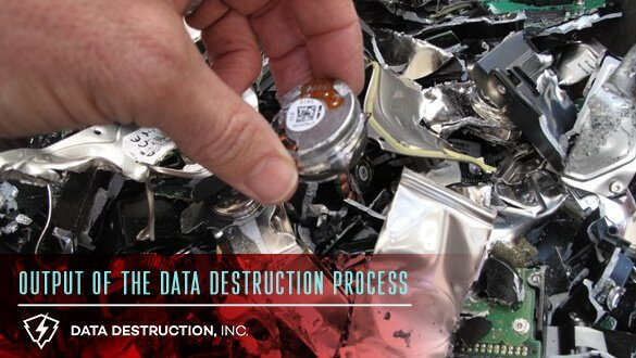 Data Destruction San Jose