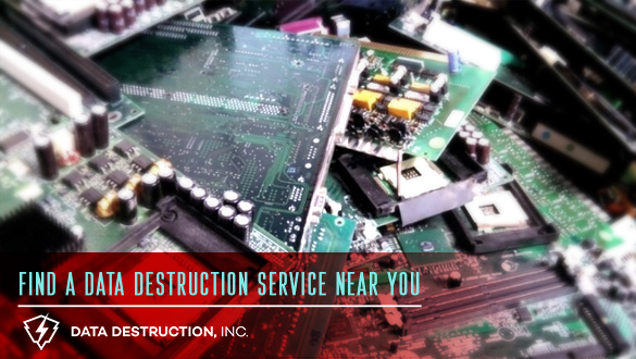 Data Destruction Dallas