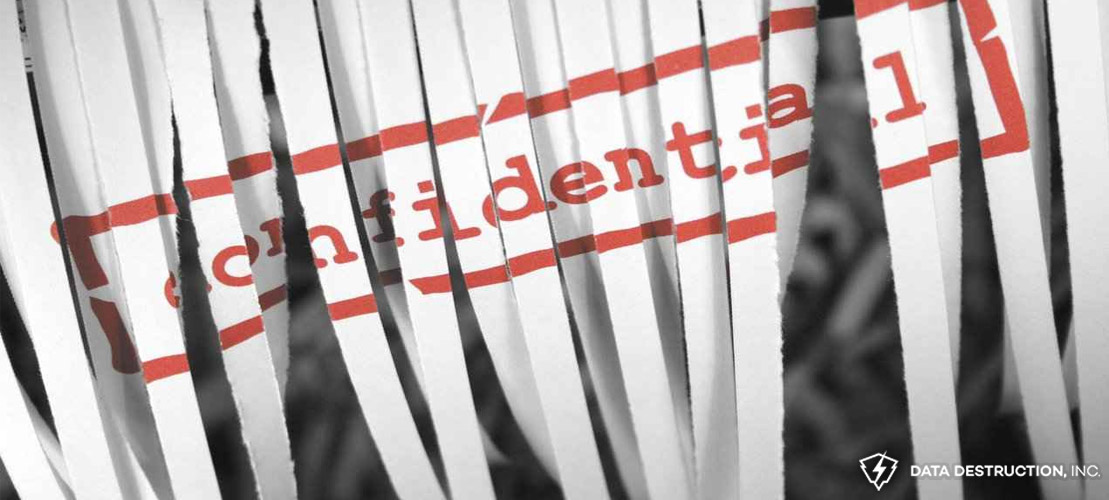 Where to get documents shredded banner